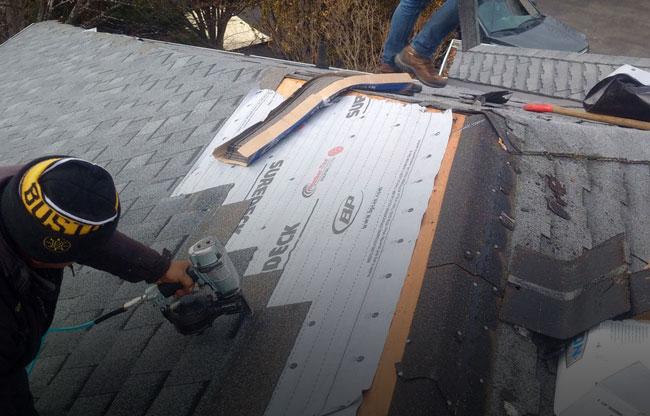 Roof Repairse